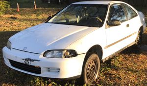 1995 Honda Civic rolling shell with clean title. for Sale in Brandon, FL