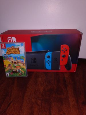 ‼️ NINTENDO SWITCH STAY AT HOME BUNDLE ‼️ for Sale in Baltimore, MD