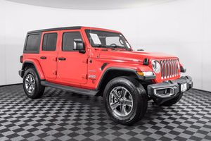 2019 Jeep Wrangler Unlimited for Sale in Lynnwood, WA