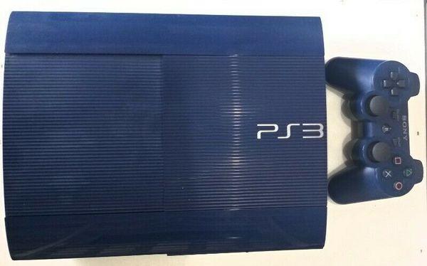 PS3 Azurite Super Slim