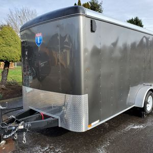 2019 Cargo/Camper Trailer for Sale in Vancouver, WA