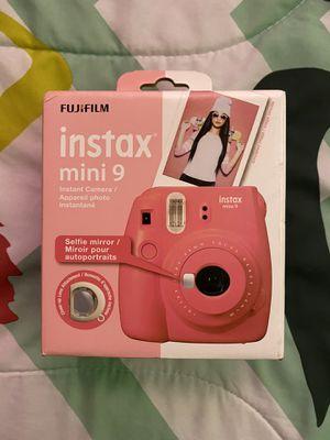 NEW Fujifilm Instax Mini 9 Camera Bundle for Sale in Santa Ana, CA