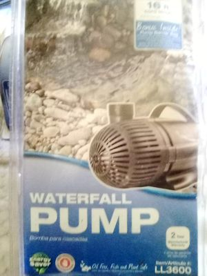 Totalpond larger waterfall pump for Sale in Santa Ana, CA