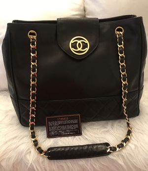 Authentic Vintage Chanel Bag - Excellent condition for Sale in North Olmsted, OH