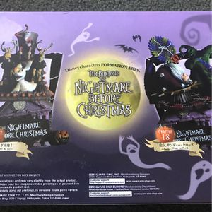 Nightmare Before Christmas Figures for Sale in National City, CA