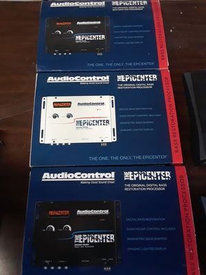 Epicenter audio control for Sale in Fontana, CA
