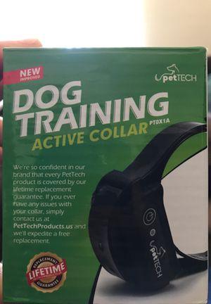 Dog training collar/ bark collar for Sale in Chula Vista, CA