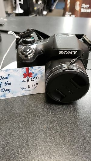 Camera sony DSC-H300 for Sale in Miami, FL