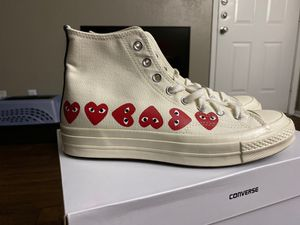 Comme de Garçon Converse Hightop for Sale in Dallas, TX