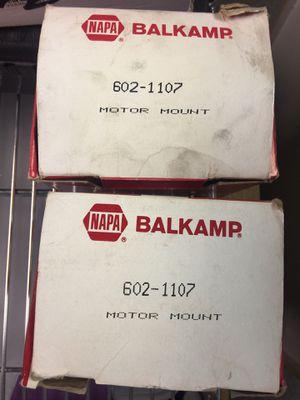 Motor mounts Napa #602-1107 for Sale in Seattle, WA