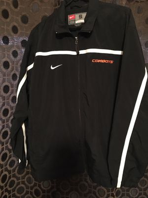 Nike OSU Cowboys Jacket: Size Small for Sale in Wellington, KS