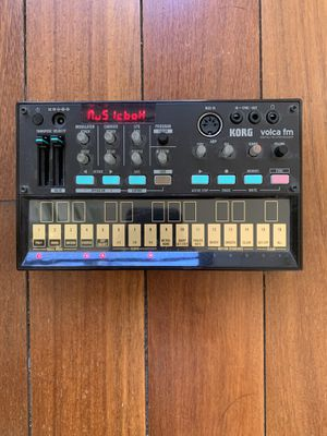 KORG VOLCA FM for Sale in Los Angeles, CA