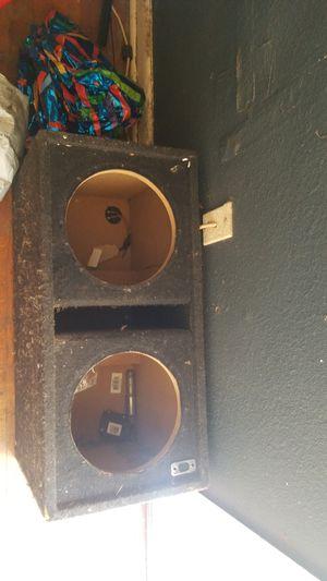 Speaker box for Sale in Midland, TX