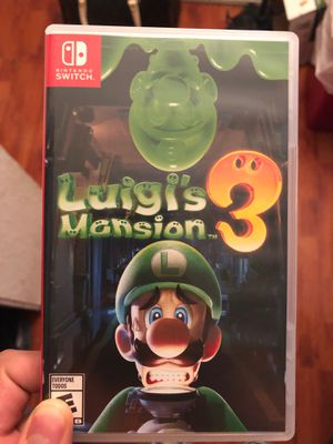 LUIGIS MANSION 3 *TRADE ONLY* for Sale in La Puente, CA