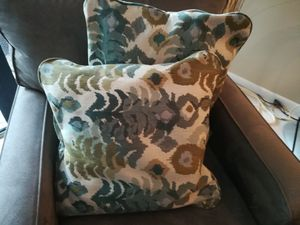 2 Brand New Designer Throw Pillows for Sale in West Palm Beach, FL