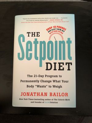 The Setpoint Diet Plan for Sale in Chula Vista, CA