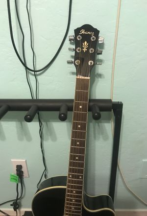 Guitar-Ibanez acoustic in great condition, just needs a clean up for Sale in Payson, AZ