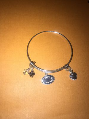 Penn State bracelet for Sale in Mount Oliver, PA