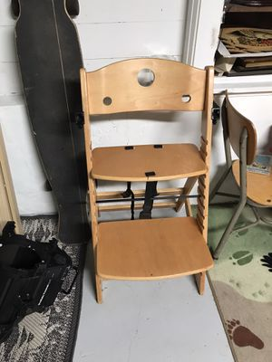 Special Tomato adjustable high chair for bigger kids for Sale in Chicago, IL