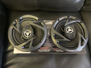 Power acoustic car audio . 6.5 inch car stereo speakers. 400 watts . New for Sale in Mesa, AZ