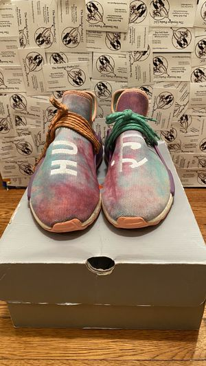 Adidas holi human races for Sale in Columbus, OH