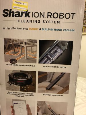 SHARK ION ROBOT Cleaning system for Sale in Denver, CO