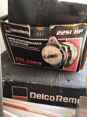 Starter and alternator for tractor news for Sale in Tucson, AZ
