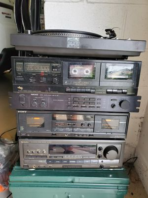 Home stereo music system for Sale in Orlando, FL