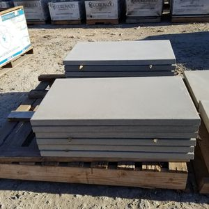 """18"""" X 32"""" CONCRETE CEMENT STEPPING STONE PAVERS $17 EACH for Sale in Riverside, CA"""