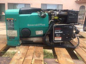Emerald Plus 4000 Gen Set for Sale in El Monte, CA