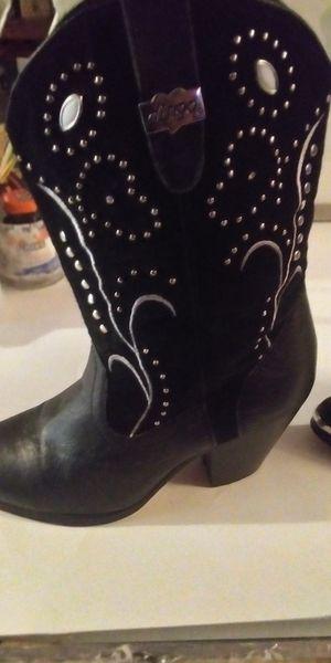 Dingo studded leather bootz for Sale in Mesa, AZ