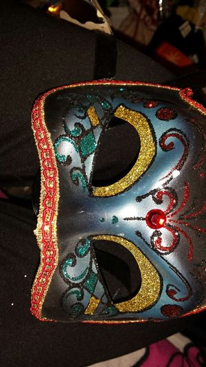 Hand painted masks from Italy for Sale in Tacoma, WA