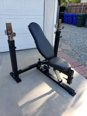 Olympic weights set for Sale in Victorville, CA