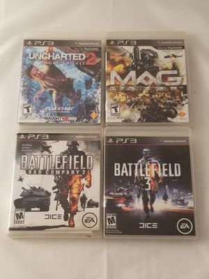 Ps3 Game Collection for Sale in Renton, WA
