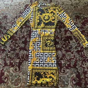 Black/Gold Dress .... Vestido for Sale in Claremont, CA