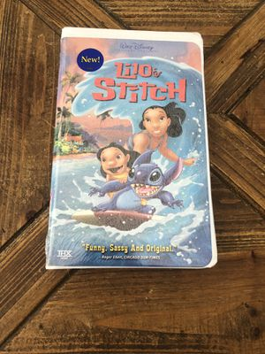 LILO and Stitch Sealed VHS for Sale in Carmel Hamlet, NY