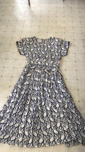Navy and White Dress for Sale in Virginia Beach, VA