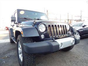 2015 Jeep Wrangler Unlimited for Sale in Irvington, NJ