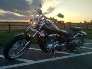 2011 Yamaha motorcycle raider xv1900 LOW MILES! for Sale in Denver, CO