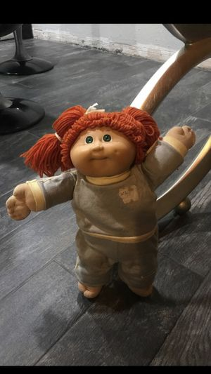 Original Cabbage Patch Kids Doll for Sale in Hollywood, FL
