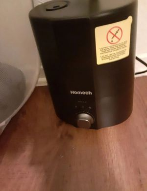 Homech cool mist humidifier for Sale in Pasadena, TX