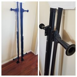 BRAND NEW TWIN TO FULL METAL BED FRAME. for Sale in Bowie,  MD