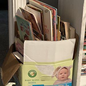 Free children's Books for Sale in Tacoma, WA