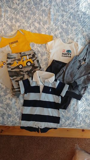 3 month boys clothes for Sale in Mill Creek, WA