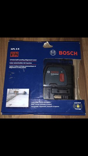 5 point Laser Level for Sale in Nashville, TN