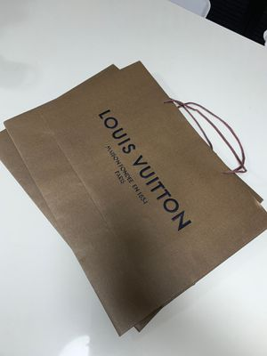 Louis Vuitton shopping bags (2) for Sale in Boca Raton, FL