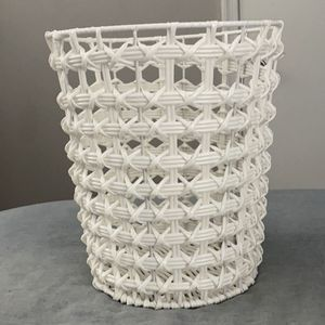 White Basket for Sale in Summit, NJ