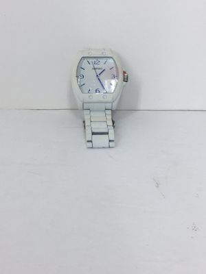 Men's Watch New Surface New Battery White and Blue for Sale in Owings Mills, MD