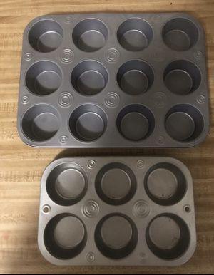 Cupcake Baking Sheet Pan Holder 2 6 Set & 12 Set for Sale in Orlando, FL
