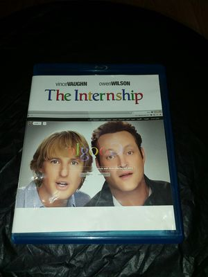 The internship blu ray for Sale in Surprise, AZ